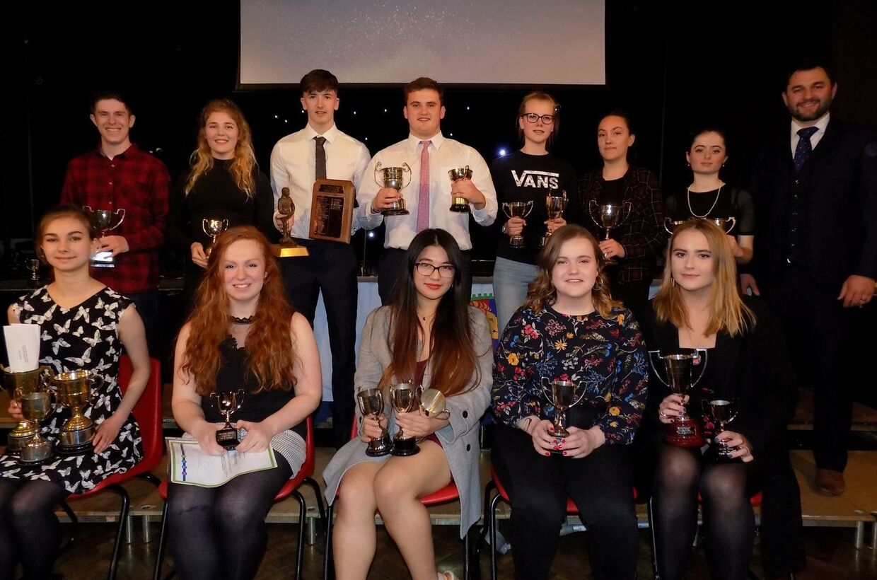 Sixth Form Presentation Evening 2018