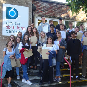 6Th Form Results 1