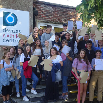 6Th Form Results 2